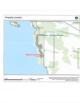 Photo 3: BLOCK I JAKES LANDING in Egmont: Pender Harbour Egmont Land for sale (Sunshine Coast)  : MLS®# R2589835