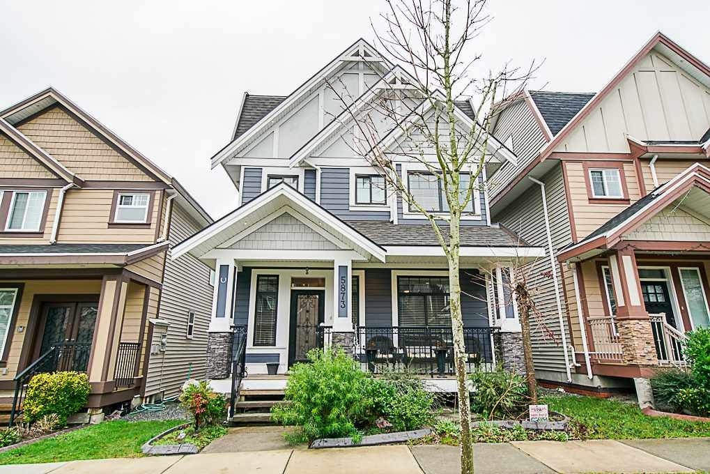 Main Photo: 5873 131a st in Surrey: Panorama Ridge House for sale : MLS®# R2373398