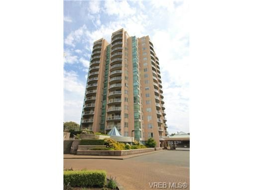 Main Photo: 1106 1020 View St in VICTORIA: Vi Downtown Condo for sale (Victoria)  : MLS®# 701380