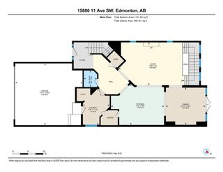 Photo 2: 15880 11 Avenue in Edmonton: Zone 56 House for sale : MLS®# E4245896