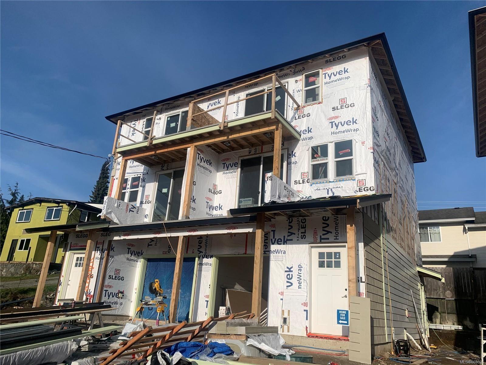 Main Photo: 6556 Lanark Rd in : Sk Sooke Vill Core Half Duplex for sale (Sooke)  : MLS®# 866026
