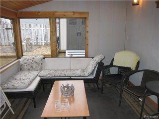 Photo 15: 968 Kimberly Avenue in Winnipeg: East Kildonan Residential for sale (North East Winnipeg)  : MLS®# 1608068
