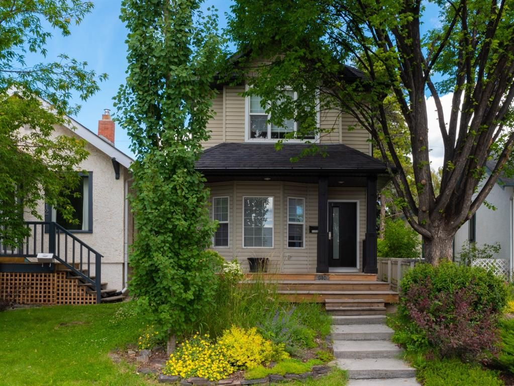 Main Photo: 810 21 Avenue NW in Calgary: Mount Pleasant Detached for sale : MLS®# A1016102