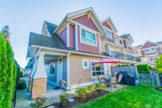 """Photo 2: 24 7298 199A Street in Langley: Willoughby Heights Townhouse for sale in """"YORK"""" : MLS®# R2115410"""