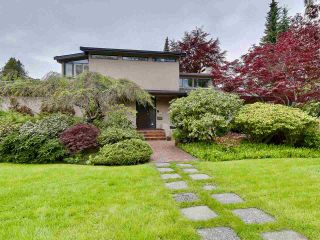"Photo 1: 6951 ARBUTUS Street in Vancouver: Kerrisdale House for sale in ""South Kerrisdale"" (Vancouver West)  : MLS®# R2166220"