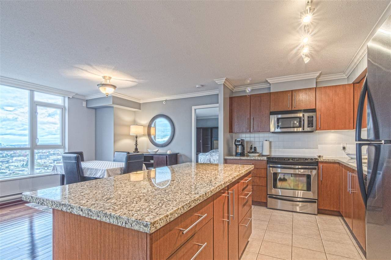 Photo 9: Photos: 3202 2138 MADISON AVENUE in Burnaby: Brentwood Park Condo for sale (Burnaby North)  : MLS®# R2413600