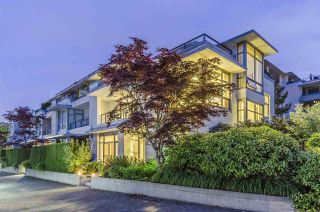 """Photo 2: 6022 CHANCELLOR Mews in Vancouver: University VW Townhouse for sale in """"Chancellor House"""" (Vancouver West)  : MLS®# R2069864"""