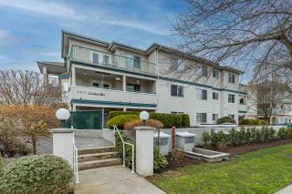 """Photo 1: 311 5955 177B Street in Surrey: Cloverdale BC Condo for sale in """"Windsor Place"""" (Cloverdale)  : MLS®# R2566962"""