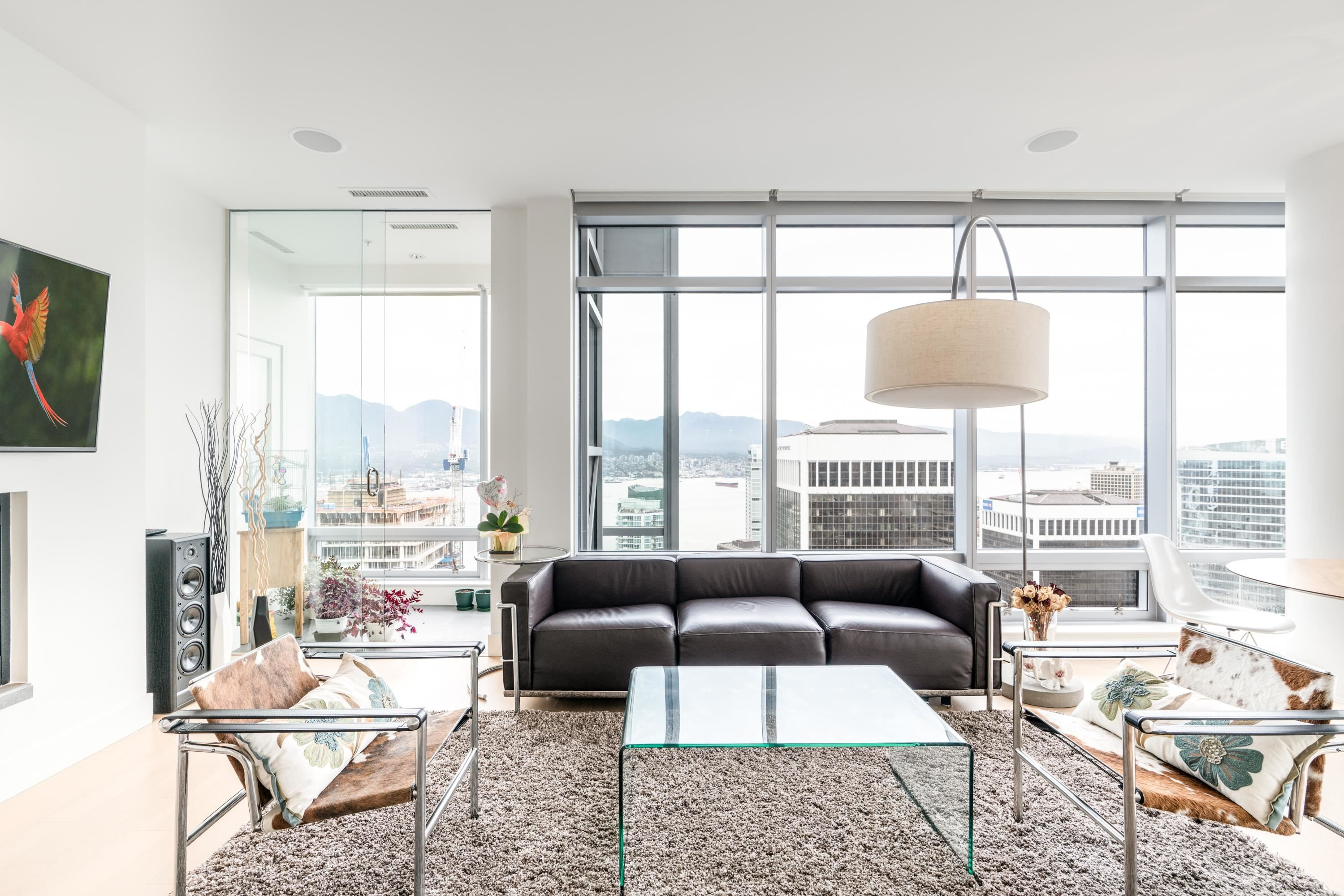 Main Photo: 4304 1111 ALBERNI STREET in Vancouver: West End VW Condo for sale (Vancouver West)  : MLS®# R2617226