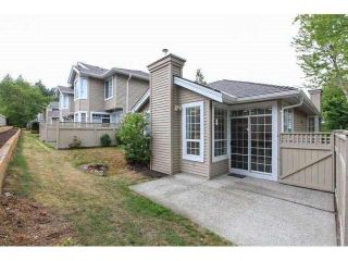 """Photo 20: 33 2688 150 Street in Surrey: Sunnyside Park Surrey Townhouse for sale in """"Westmoor"""" (South Surrey White Rock)  : MLS®# F1449196"""