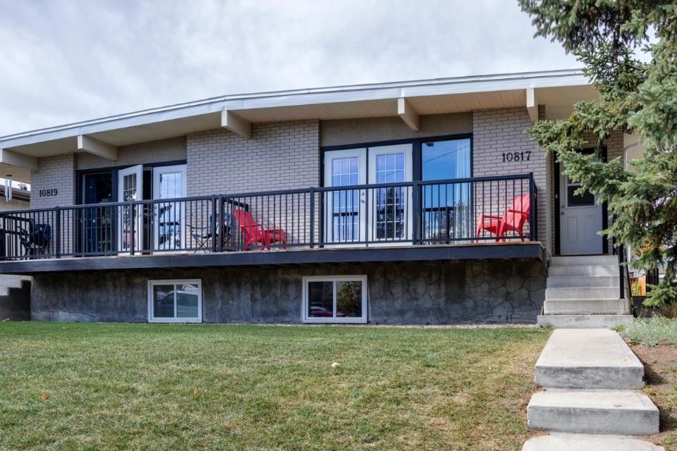 Main Photo: 10819 & 10817 Sacramento Drive SW in Calgary: Southwood Duplex for sale : MLS®# A1151114