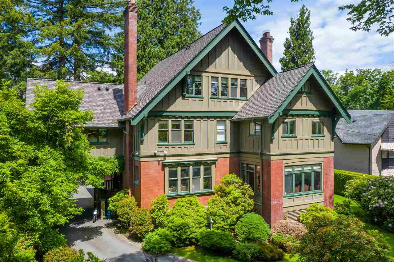Main Photo: 1469 MATTHEWS Avenue in Vancouver: Shaughnessy House for sale (Vancouver West)  : MLS®# R2613442