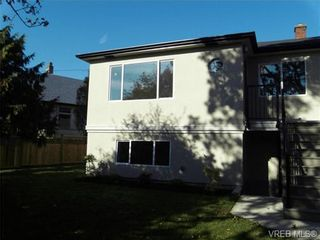 Photo 1: 610 Manchester Rd in VICTORIA: Vi Burnside Half Duplex for sale (Victoria)  : MLS®# 666380