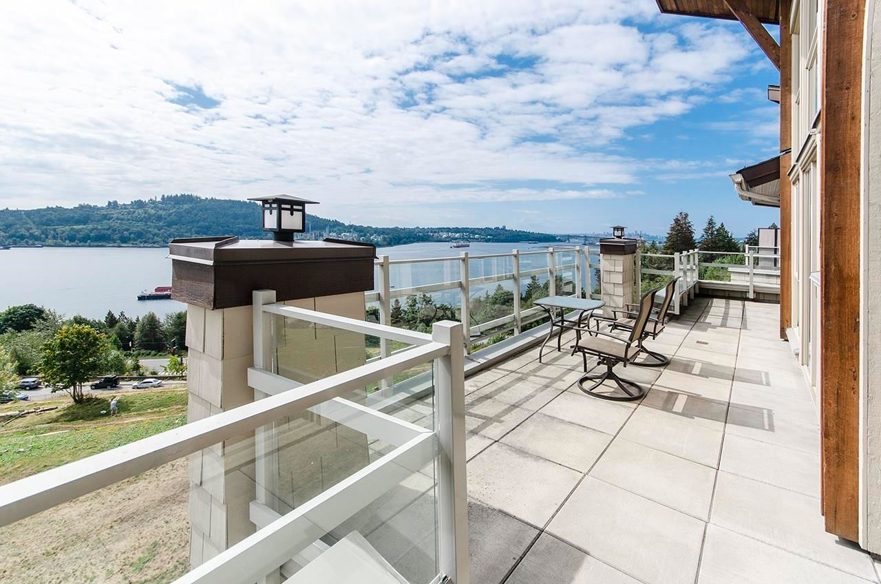 """Main Photo: 505 530 RAVEN WOODS Drive in North Vancouver: Roche Point Condo for sale in """"Seasons South"""" : MLS®# R2611475"""