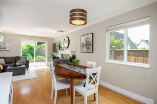 Photo 7: 8 849 TOBRUCK AVENUE in North Vancouver: Mosquito Creek Townhouse for sale : MLS®# R2396828