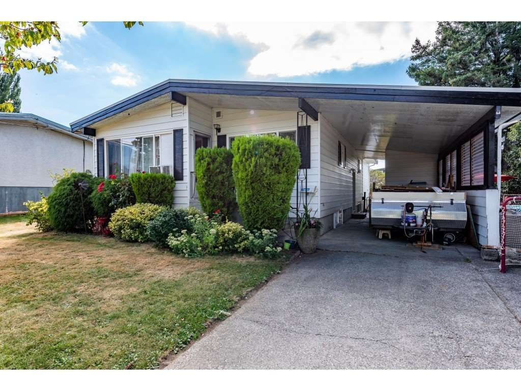 Main Photo: 6307 REID Road in Chilliwack: Sardis West Vedder Rd House for sale (Sardis)  : MLS®# R2488975