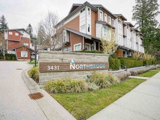 "Photo 2: 32 3431 GALLOWAY Avenue in Coquitlam: Burke Mountain Townhouse for sale in ""Northbrook"" : MLS®# R2543849"