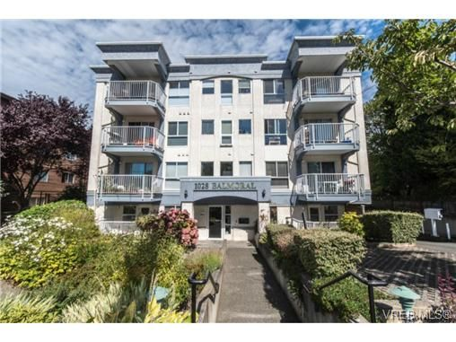 FEATURED LISTING: 104 - 1028 Balmoral Rd VICTORIA
