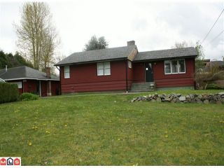 Photo 1: 34734 WALKER Crescent in Abbotsford: Abbotsford East House for sale : MLS®# F1008700