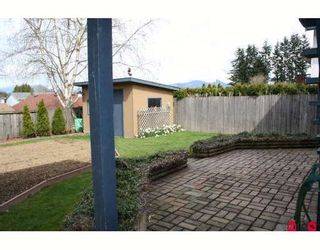 """Photo 8: 33287 NEWLANDS Avenue in Abbotsford: Central Abbotsford House for sale in """"QUIET BABICH AREA"""" : MLS®# F2908054"""