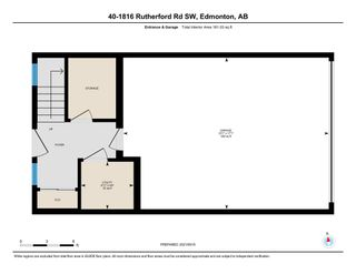Photo 5: 40 1816 RUTHERFORD Road in Edmonton: Zone 55 Townhouse for sale : MLS®# E4264651