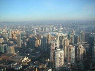 """Photo 3: 4803 938 NELSON ST in Vancouver: Downtown VW Condo for sale in """"ONE WALL CENTRE"""" (Vancouver West)  : MLS®# V523481"""