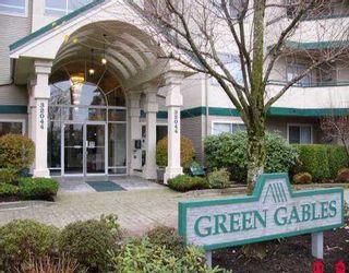 """Photo 1: 212 32044 OLD YALE RD in Abbotsford: Abbotsford West Condo for sale in """"Green Gables"""" : MLS®# F2525292"""