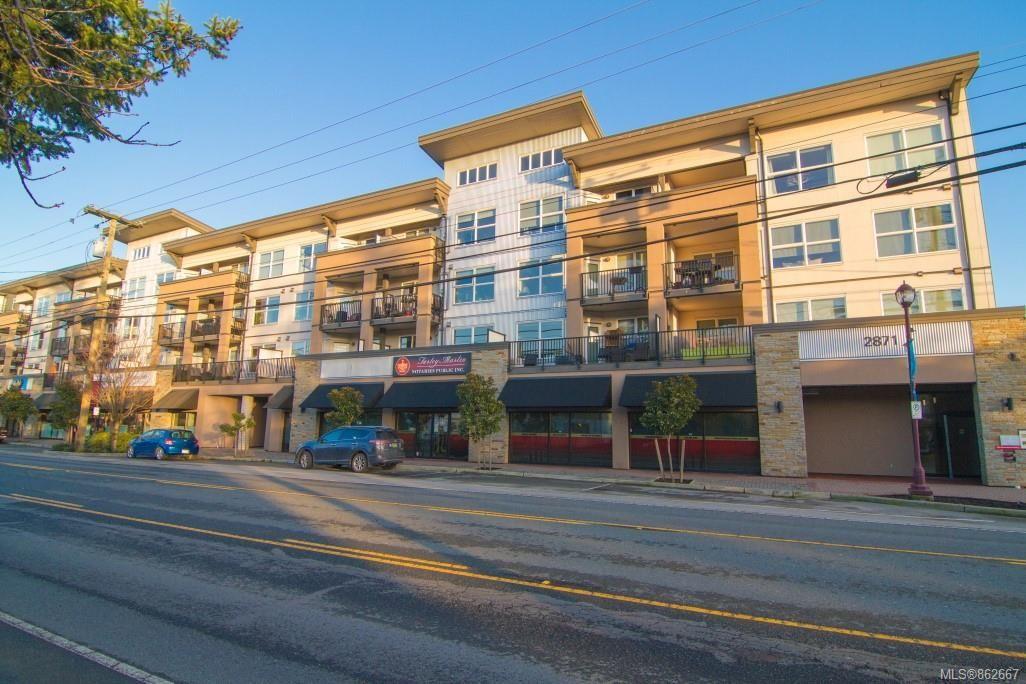 Main Photo: 316 2871 Jacklin Rd in Langford: La Langford Proper Condo for sale : MLS®# 862667