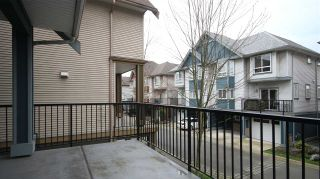Photo 20: 17 1211 EWEN AVENUE in New Westminster: Queensborough Townhouse for sale : MLS®# R2043913