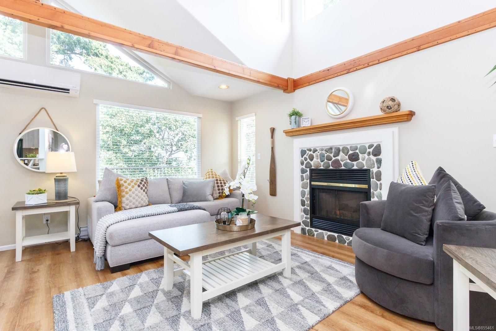 Main Photo: 1012 Dunkirk Lane in : SW Portage Inlet Half Duplex for sale (Saanich West)  : MLS®# 855461