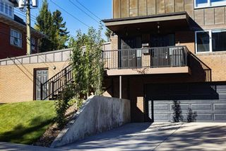 Photo 2: 4 1205 Cameron Avenue SW in Calgary: Lower Mount Royal Row/Townhouse for sale : MLS®# A1150479