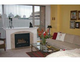 """Photo 1: 407 1575 W 10TH AV in Vancouver: Fairview VW Condo for sale in """"TRITON"""" (Vancouver West)  : MLS®# V561214"""