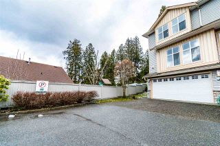 """Photo 32: 28 46906 RUSSELL Road in Chilliwack: Promontory Townhouse for sale in """"Russell Heights"""" (Sardis)  : MLS®# R2542440"""