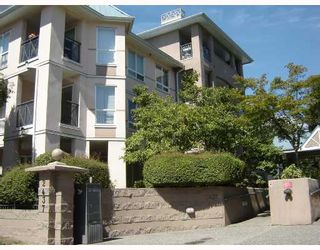 """Photo 1: 105 2437 WELCHER Avenue in Port_Coquitlam: Central Pt Coquitlam Condo for sale in """"STIRLING CLASSIC"""" (Port Coquitlam)  : MLS®# V703560"""