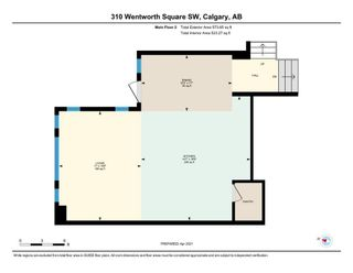 Photo 32: 310 WENTWORTH Square SW in Calgary: West Springs Semi Detached for sale : MLS®# A1100638