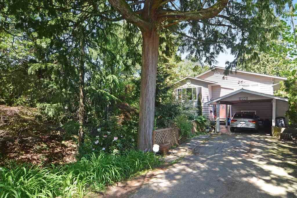 Main Photo: 1401 WINSLOW Avenue in Coquitlam: Central Coquitlam House for sale : MLS®# R2178308