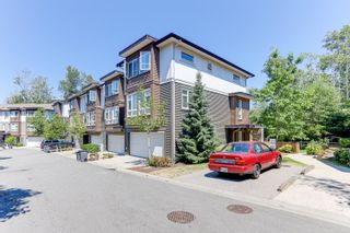 """Photo 1: 43 5888 144 Street in Surrey: Sullivan Station Townhouse for sale in """"ONE44"""" : MLS®# R2597936"""