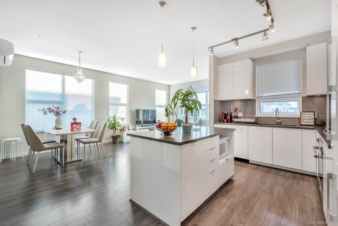 """Main Photo: 403 9388 TOMICKI Avenue in Richmond: West Cambie Condo for sale in """"ALEXANDRA COURT"""" : MLS®# R2297048"""