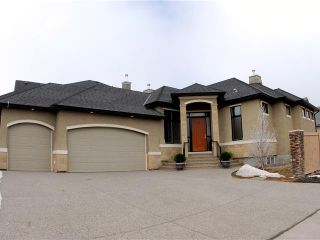Photo 1: 4 EVERGREEN Square SW in CALGARY: Shawnee Slps Evergreen Est Residential Detached Single Family for sale (Calgary)  : MLS®# C3461623