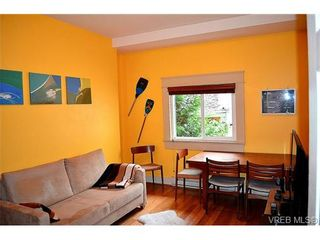 Photo 8: 2 436 Niagara St in VICTORIA: Vi James Bay Row/Townhouse for sale (Victoria)  : MLS®# 724550