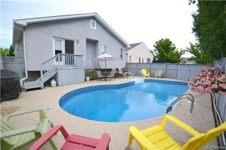 Photo 18: 64 Invermere Street in Winnipeg: Whyte Ridge Residential for sale (1P)  : MLS®# 1718926