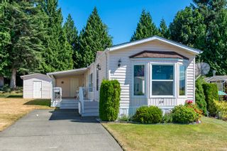 Photo 2: 39 4714 Muir Rd in Courtenay: CV Courtenay East Manufactured Home for sale (Comox Valley)  : MLS®# 882524