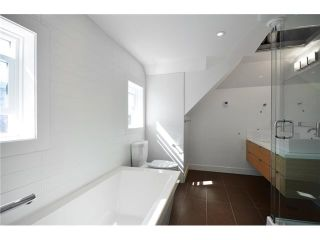 """Photo 6: 1556 COMOX Street in Vancouver: West End VW Townhouse for sale in """"C & C"""" (Vancouver West)  : MLS®# V908911"""