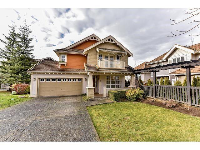 Main Photo: 72 15288 36 AVENUE in : Morgan Creek House for sale : MLS®# R2023344