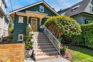 Main Photo: 3742 ONTARIO Street in Vancouver: Main House for sale (Vancouver East)  : MLS®# R2580004