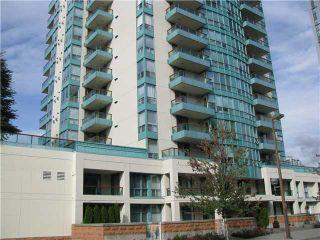 Photo 1: 801 1148 HEFFLEY Crescent in Coquitlam: North Coquitlam Condo for sale : MLS®# V1029901