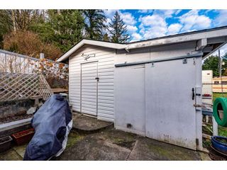 "Photo 29: 83 43201 LOUGHEED Highway in Mission: Dewdney Deroche Manufactured Home for sale in ""Nicomen Village"" : MLS®# R2529405"