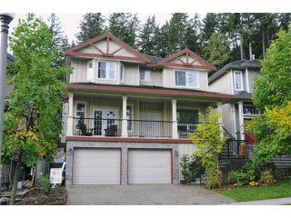 """Photo 1: 3376 PLATEAU BV in Coquitlam: Westwood Plateau House for sale in """"WESTWOOD PLATEAU"""" : MLS®# V917330"""