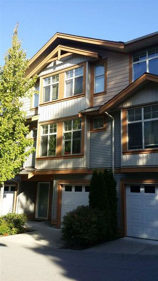 Photo 1: 31 12036 66 AVENUE in Surrey: West Newton Townhouse for sale : MLS®# R2210314