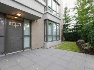 "Photo 2: 4 7575 ALDERBRIDGE Way in Richmond: Brighouse Townhouse for sale in ""OCEAN WALK"" : MLS®# V1139946"